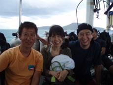 6月22日 青いラチャヤイ島デイトリップ _d0086871_1872024.jpg
