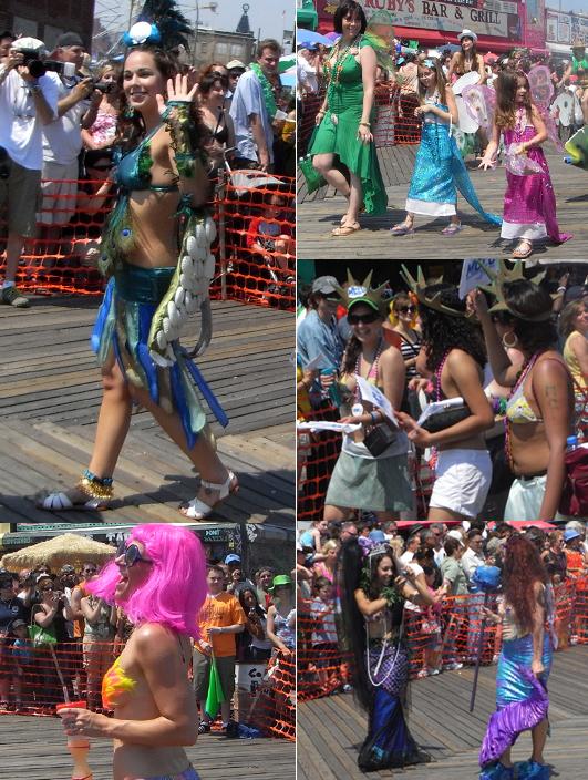 マーメード・パレード Mermaid Parade 2008_b0007805_2071841.jpg
