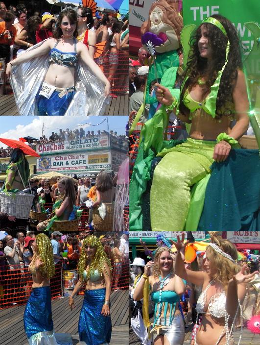 マーメード・パレード Mermaid Parade 2008_b0007805_2074199.jpg