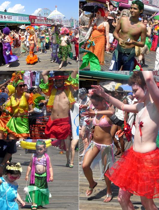 マーメード・パレード Mermaid Parade 2008_b0007805_208387.jpg
