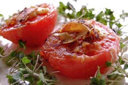 今日はサラダじゃなくてステーキで!加熱調理でリコピン効果もさらにアップ!