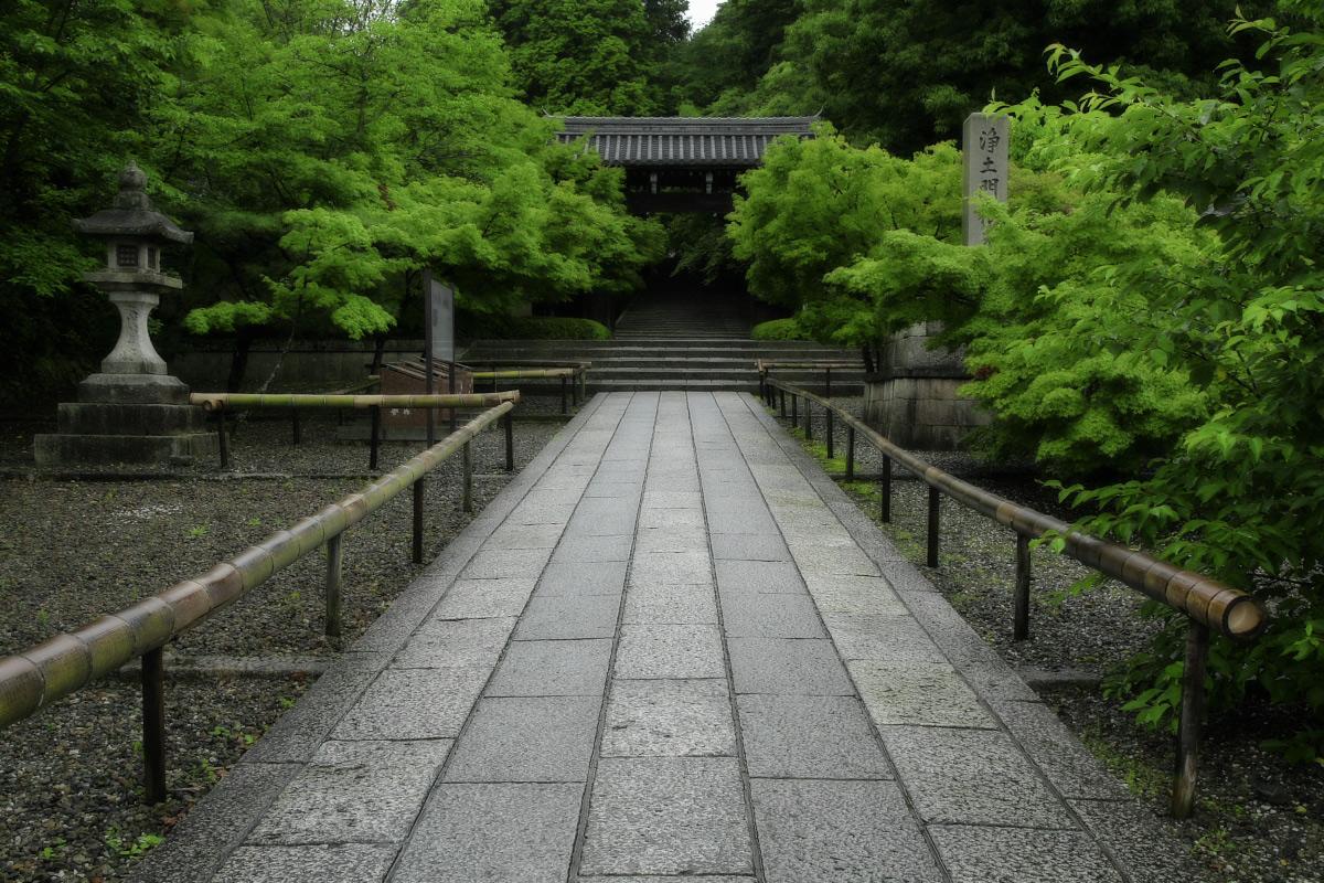 京都 西山三山 <光明寺> 1_f0021869_10391819.jpg