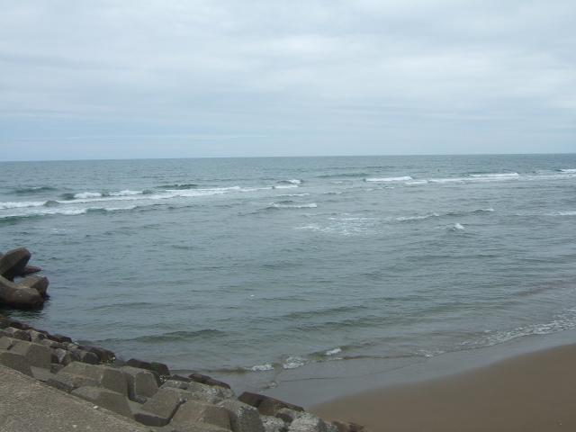 今日の海_c0132732_10424339.jpg