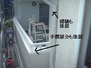 塗装工事10日め_f0031037_2147474.jpg