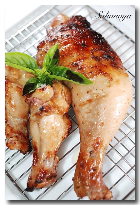 ジャークチキン :Jerk Chicken :ジューシーなチキン!めちゃウマ ☆_d0069838_13333561.jpg