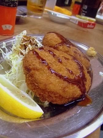 6月25日(水)大井町「肉のまえかわ」「栄養楼」「浅野屋」_b0127948_22465551.jpg