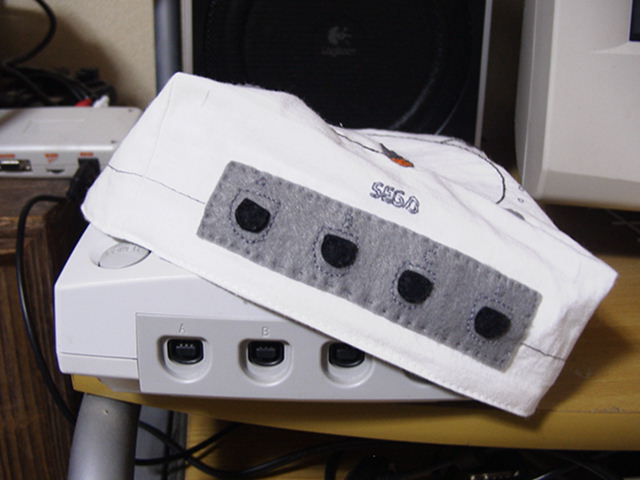 【レビュー】DOCS Wireless Dreamcast Controller_c0004568_22395439.jpg
