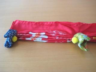 スカーフの結び方 ピエロ結び_a0091095_17311953.jpg