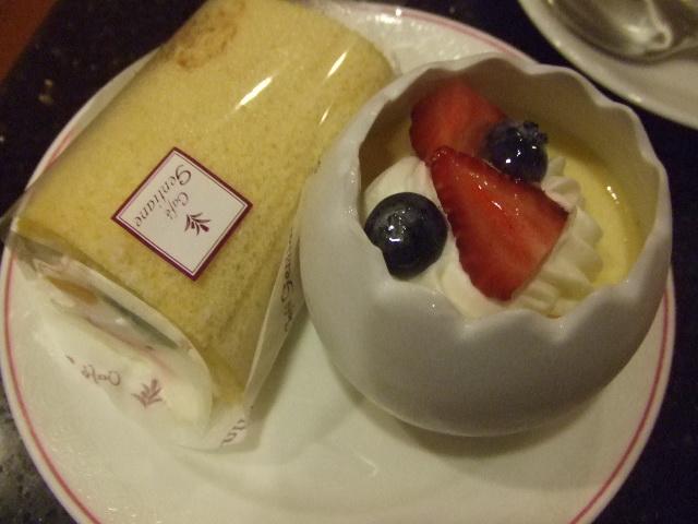 ホテルアソシア名古屋ターミナル ジャンシアーヌ_f0076001_2144652.jpg