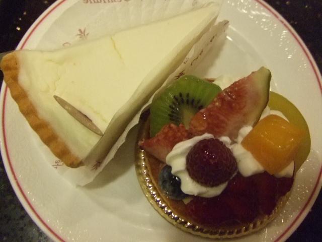 ホテルアソシア名古屋ターミナル ジャンシアーヌ_f0076001_2152170.jpg