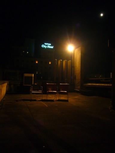 Luzcafe 屋上ビアガーデン_e0115904_55613.jpg