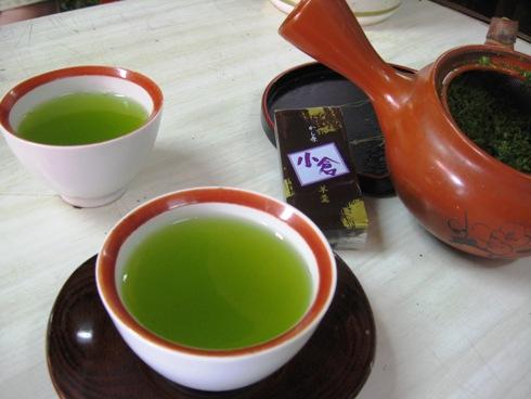 お茶の旨味!(傳刀茶店)_b0140235_11403925.jpg