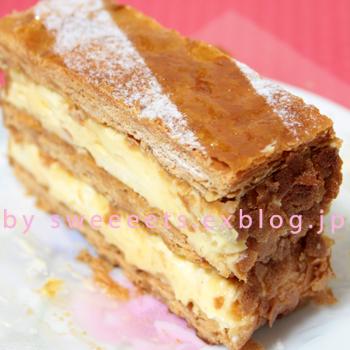 ケーキ @ D\'eux Pâtisserie-Café -5-_c0131054_20394963.jpg