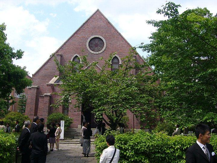 同志社大学 礼拝堂_c0112559_15225741.jpg