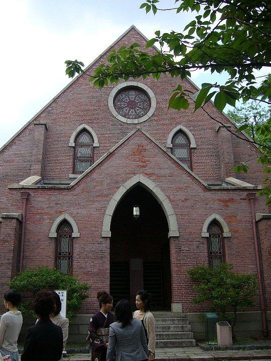 同志社大学 礼拝堂_c0112559_15241676.jpg