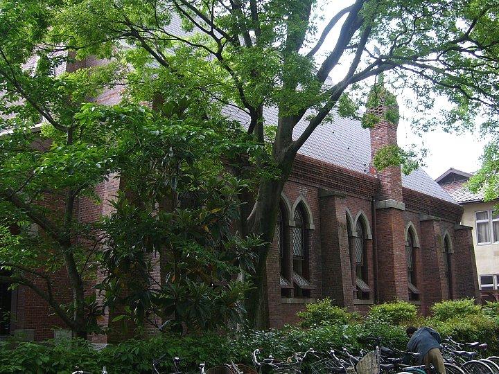 同志社大学 礼拝堂_c0112559_1527396.jpg