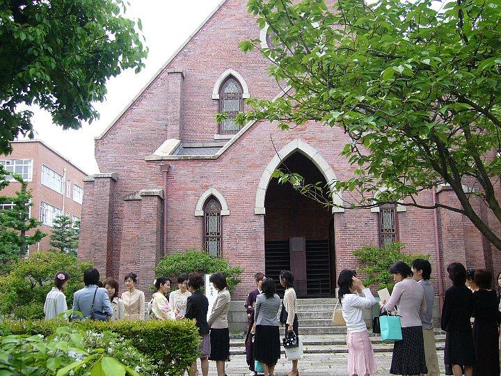 同志社大学 礼拝堂_c0112559_15323061.jpg