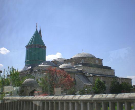 6月27日(金)トルコ旅行④パムッカレ~コンヤ~カッパドキア_f0060461_20164184.jpg