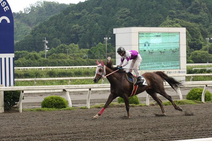 2008年6月22日(日) 高知競馬 11R 一発逆転 ファイナルレース_a0077663_19114138.jpg