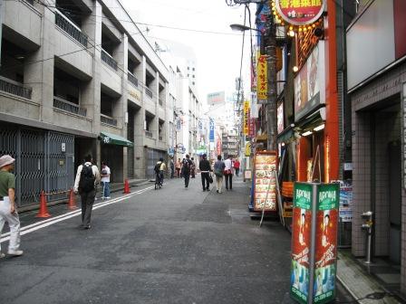 路地裏探歩~水道橋編~_b0082484_0285894.jpg