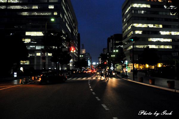 FUKUOKA 街角の風景 博多と福岡をむすぶ西中洲の夜 ~★_d0147591_16595952.jpg