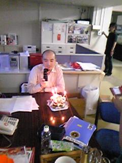 HAPPY BIRTHDAY(  ^^)Y☆Y(^^ )_e0002794_11512315.jpg