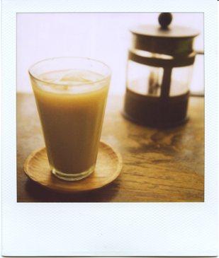 コーヒーも衣替え_e0059605_1622133.jpg