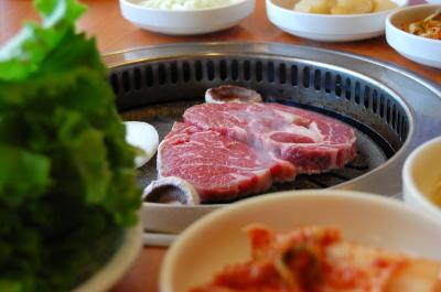 ノース・バンで焼肉と云えば「景福宮」KYUNG BOK PALACE_d0129786_15505395.jpg