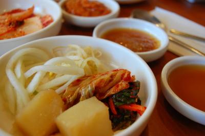 ノース・バンで焼肉と云えば「景福宮」KYUNG BOK PALACE_d0129786_16252366.jpg