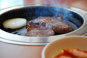 ノース・バンで焼肉と云えば「景福宮」KYUNG BOK PALACE_d0129786_17192230.jpg