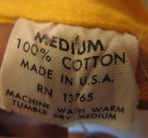 70年代 all cotton サム UP Tシャツ! 染み込みプリント_c0144020_1523469.jpg
