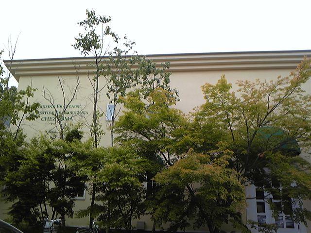軽井沢、友人の別荘へ_d0148223_17491985.jpg
