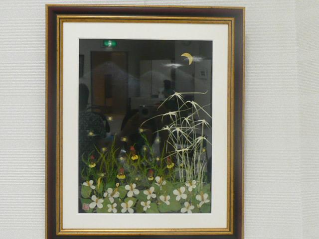 押し花展へ行きました♪_f0099147_22402913.jpg