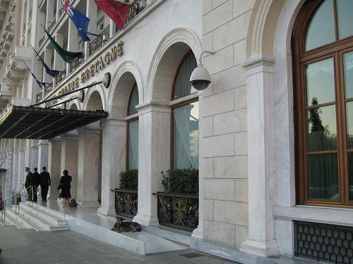 グランド・ブルターニュ・ホテルの格式あるノラちゃん_f0037264_20305217.jpg