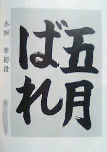 段つき☆_e0142868_14273516.jpg