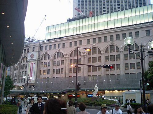 南海ビルディング(高島屋大阪店+南海電気鉄道難波駅)_f0139570_22551828.jpg