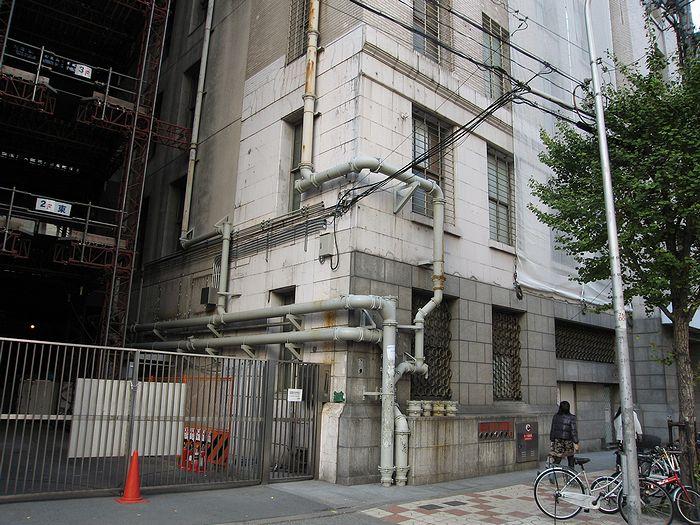 南海ビルディング(高島屋大阪店+南海電気鉄道難波駅)_f0139570_2256543.jpg