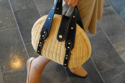 「Trenta Sei」のラタンバッグで夏を満喫!_d0129786_1318460.jpg