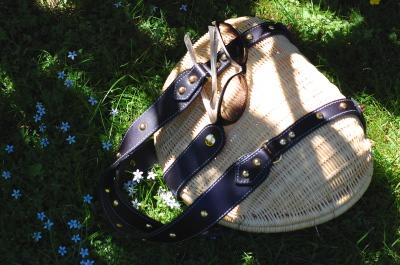 「Trenta Sei」のラタンバッグで夏を満喫!_d0129786_13513924.jpg