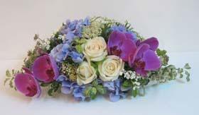 紫陽花と胡蝶蘭のアレンジ_f0134809_12435383.jpg