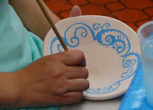 麦ちゃんの陶芸教室の巻 その2 _a0041925_075158.jpg