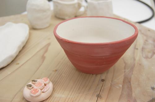 麦ちゃんの陶芸教室の巻 その2 _a0041925_083379.jpg