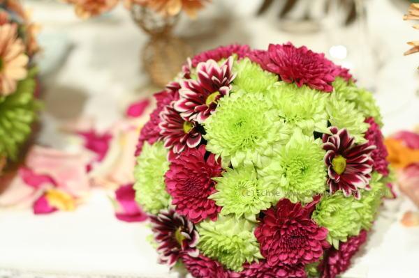 新郎新婦様からのメール  菊の「てまり」 ウラク青山様_a0042928_21212489.jpg