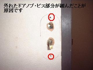 賃貸物件・塗装後の補修工事と足場解体_f0031037_20344036.jpg