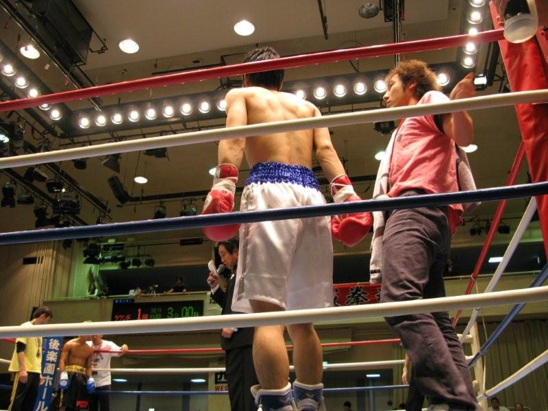 Return to the ring after 10 years_c0157558_2143509.jpg