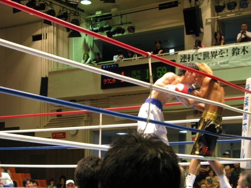 Return to the ring after 10 years_c0157558_21461088.jpg
