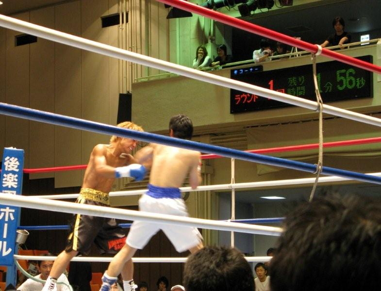 Return to the ring after 10 years_c0157558_21465822.jpg