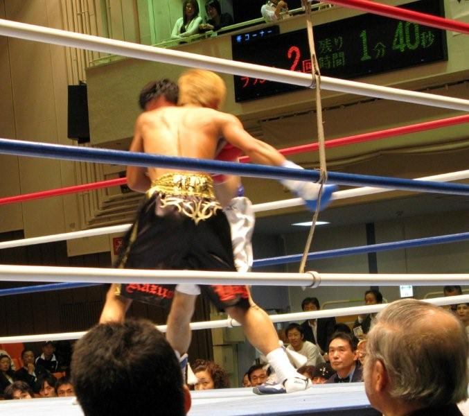Return to the ring after 10 years_c0157558_2153509.jpg