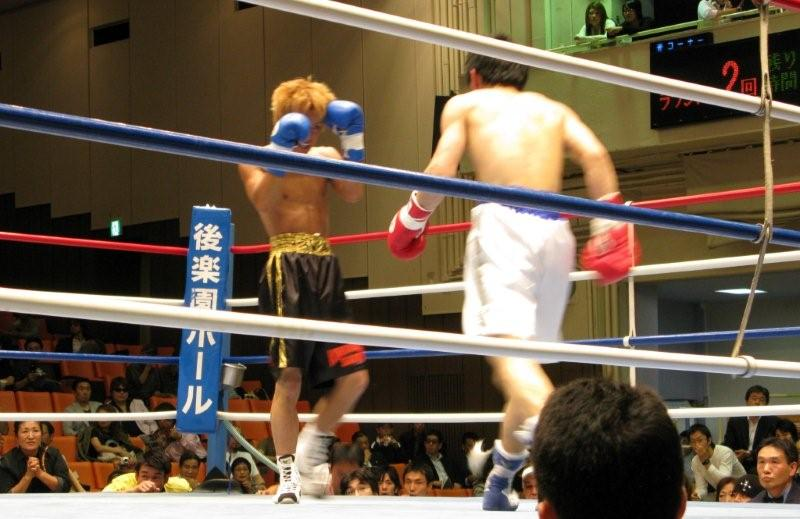 Return to the ring after 10 years_c0157558_21571439.jpg