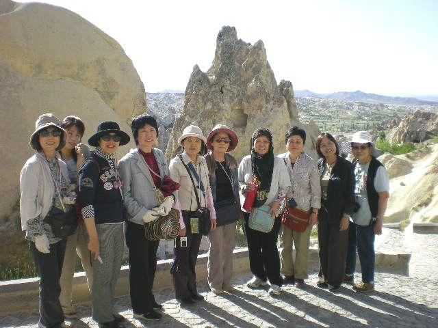 6月30日(月)トルコ旅行⑤午後のカッパドキア_f0060461_20475834.jpg